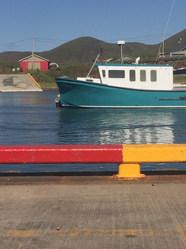 Port de L'Île d'Entrée