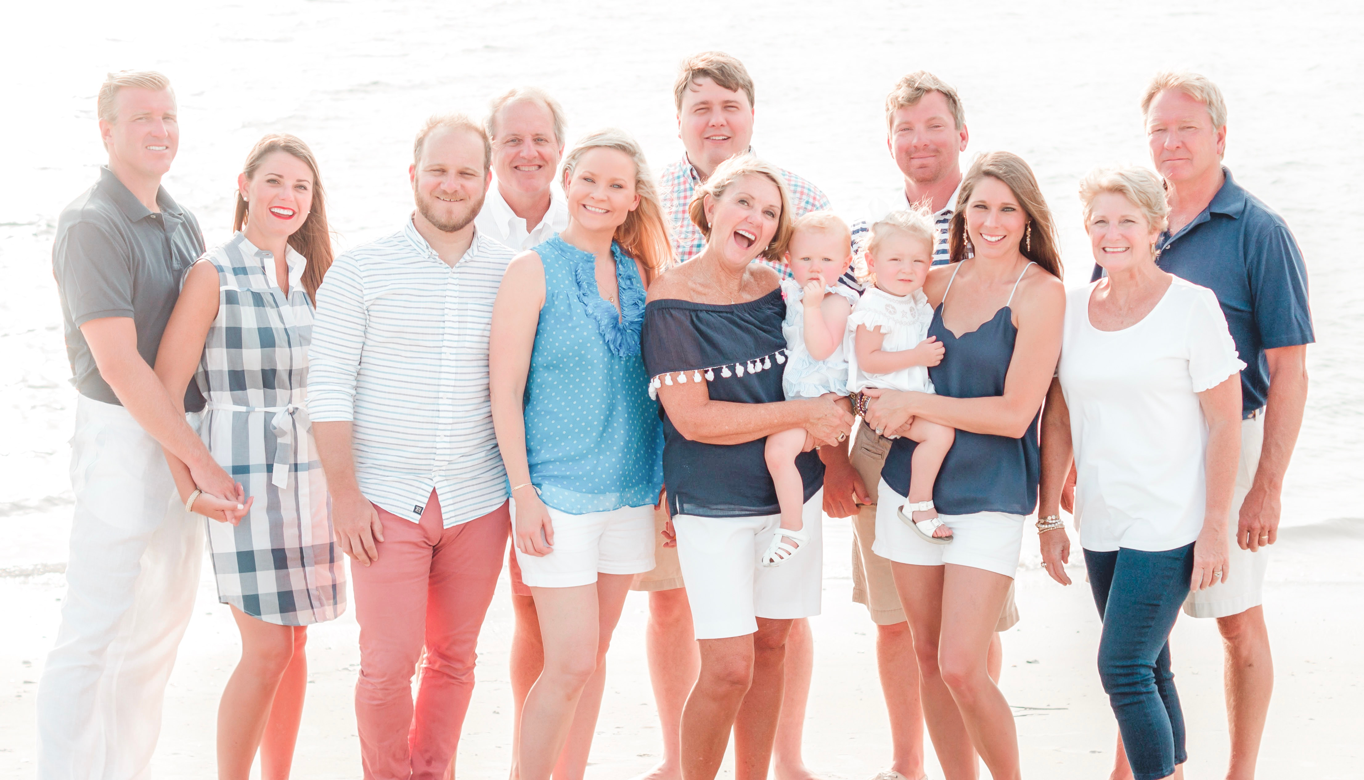 Family Session: 6 or less family members