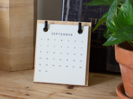 September Rebound: 3 Ways You Can Complete Your Goals By 2022