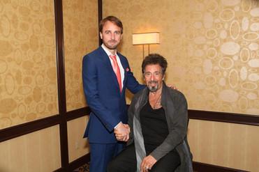 With A-List Actor, Al Pacino