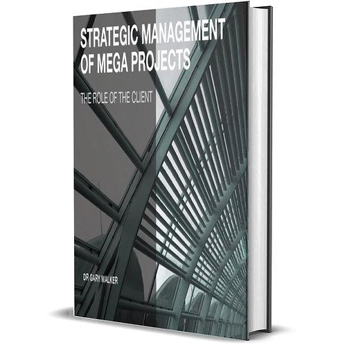 STRATEGIC MANAGEMENT OF MEGA PROJECTS