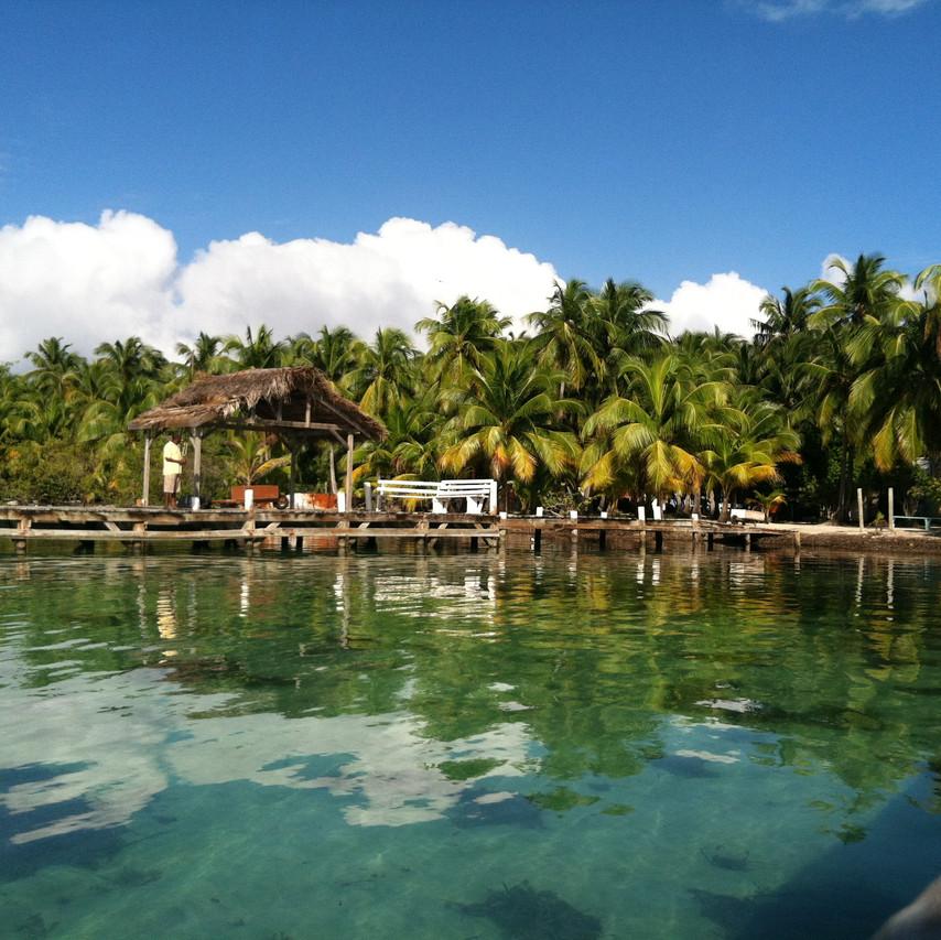Pelican's Pouch Island, Belize
