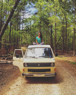 What a wonderful weekend with the van and the boyfriend _) There's no better feeling than being surr