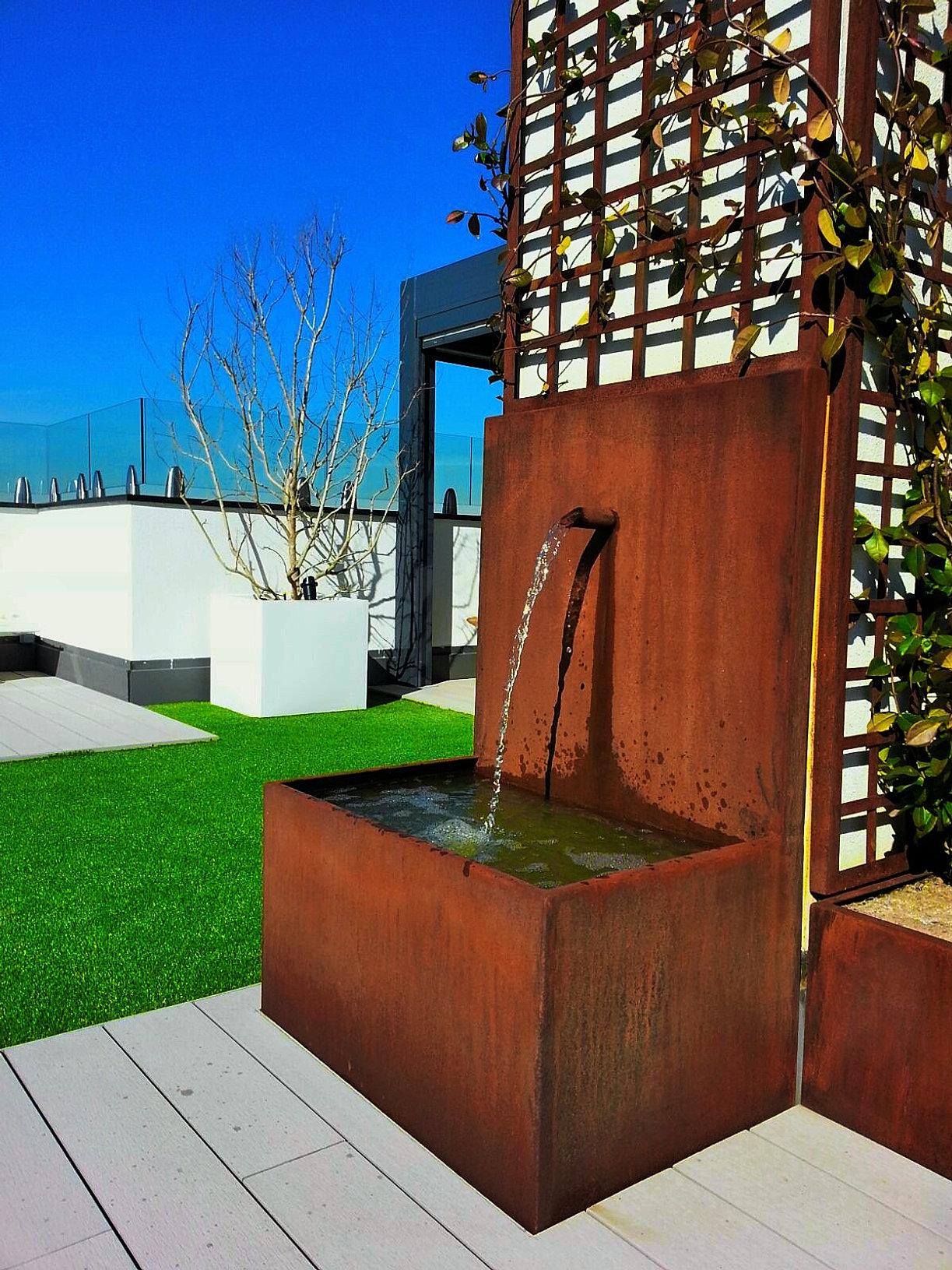 Fuentes de exterior para jardin latest affordable fuentes - Fuentes de exterior ...