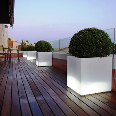 diseño terraza Alcobendas