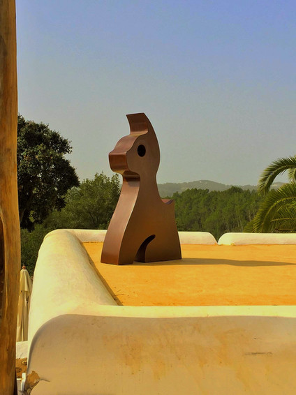 Escultura Ibiza