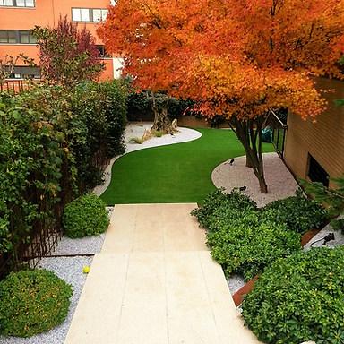 Diseño jardín Las Rozas