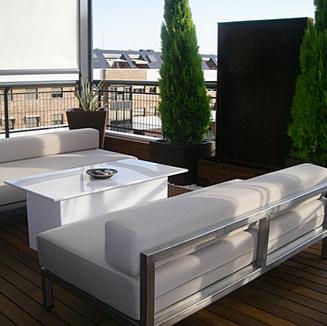 Diseño Terraza Las Rozas