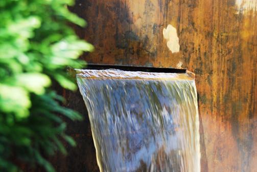 Fuente Acero en Pozuelo