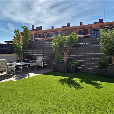 Reforma de Jardín en Rivas