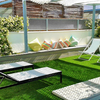 Diseño Terraza Valdebebas