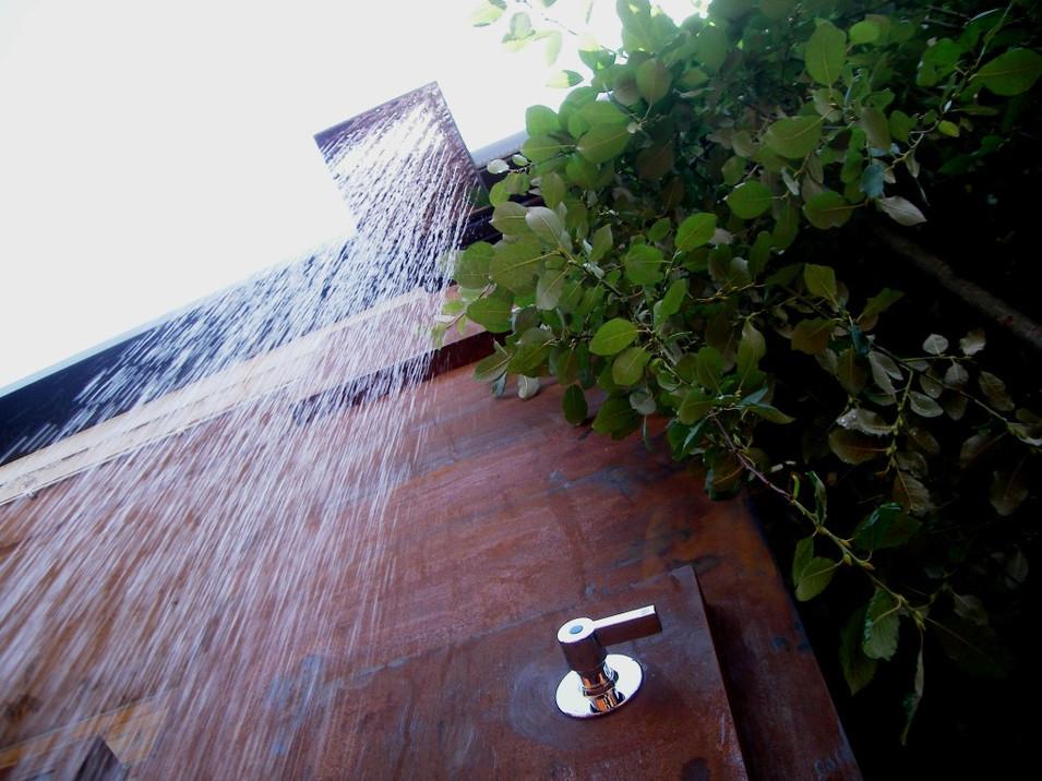 Ducha de Jardín