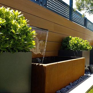 Diseño Terraza en Pinto