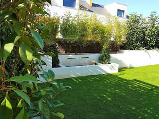 Jardín en Alcobendas