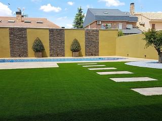 Reforma Jardín Madrid