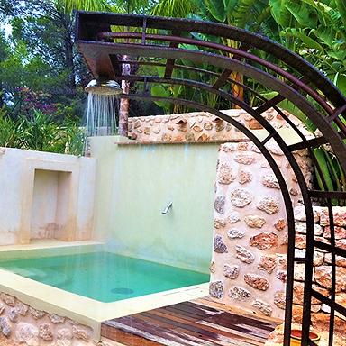 diseño jardin en Ibiza