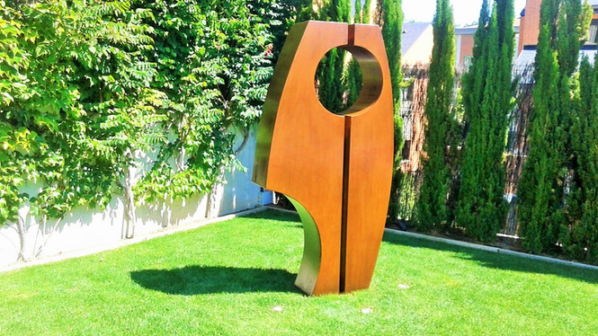 Escultura Pozuelo