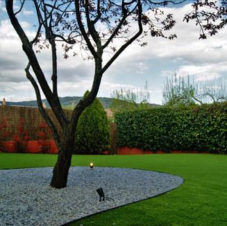 Diseño Jardín en Alpedrete