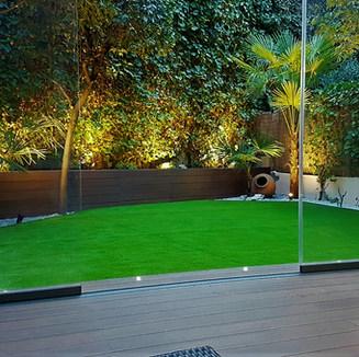 Diseño Jardín en Pozuelo de Alarcón