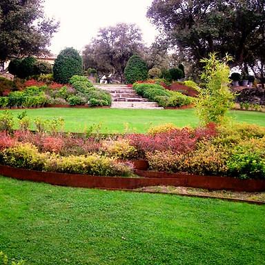 Diseño jardín en Alcobendas