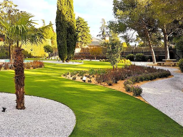 Jardín Boadilla del Monte
