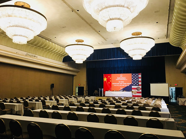 The U.S. –CHINA Agriculture Trade Service Center is excited to bring the 2019 US-CHINA Agriculture & Foods Forum to Los Angeles. This important yearly event is supported by CCPIT, USMEF, U.S.FDA, and CCIC.