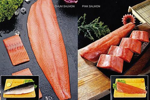 Pink Salmon fillet
