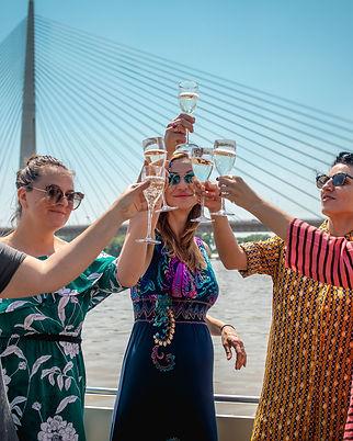 VIP private tours Cruising Belgrade