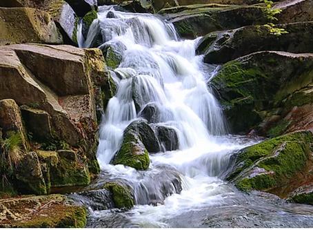 Waterfall Workout Challenge