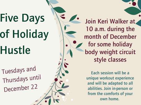 December Winter Holiday Newsletter