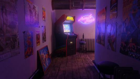 Arcade (Coming Soon)