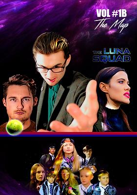 The Luna Squad 0Comic Cover B)