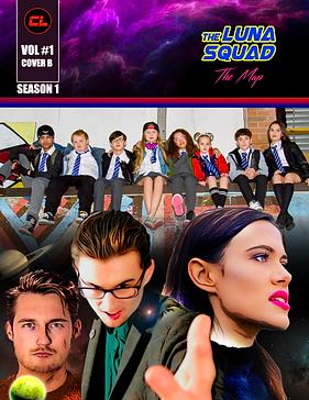 The Luna Squad (Comic Cover 3 B).png