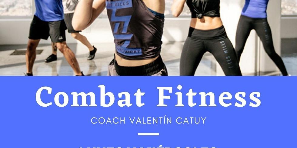 Clases de Combat Fitness