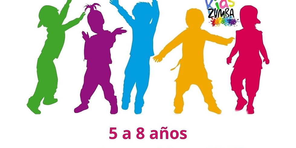 Zumba Kids (Vacaciones)
