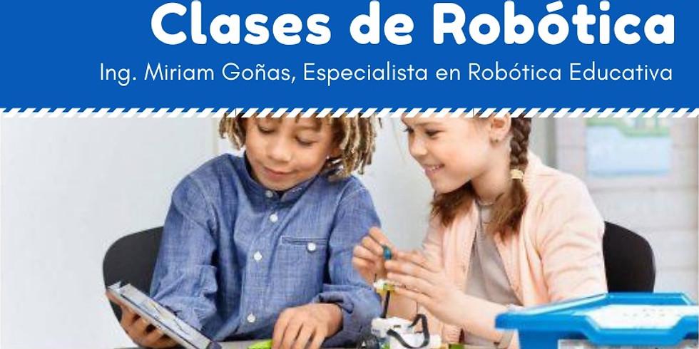 Clases de Robótica