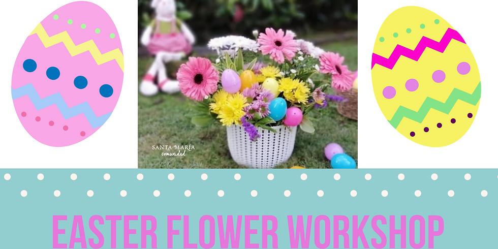 Taller de Flores para Niñas