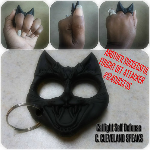 Cat Fight Self Defense Tool