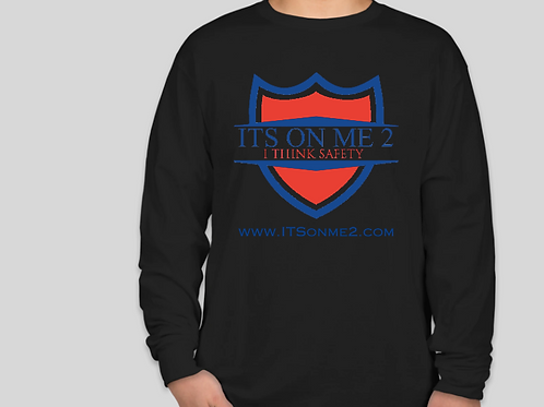 ITS ON ME 2 LOGO LONG SLEEVE