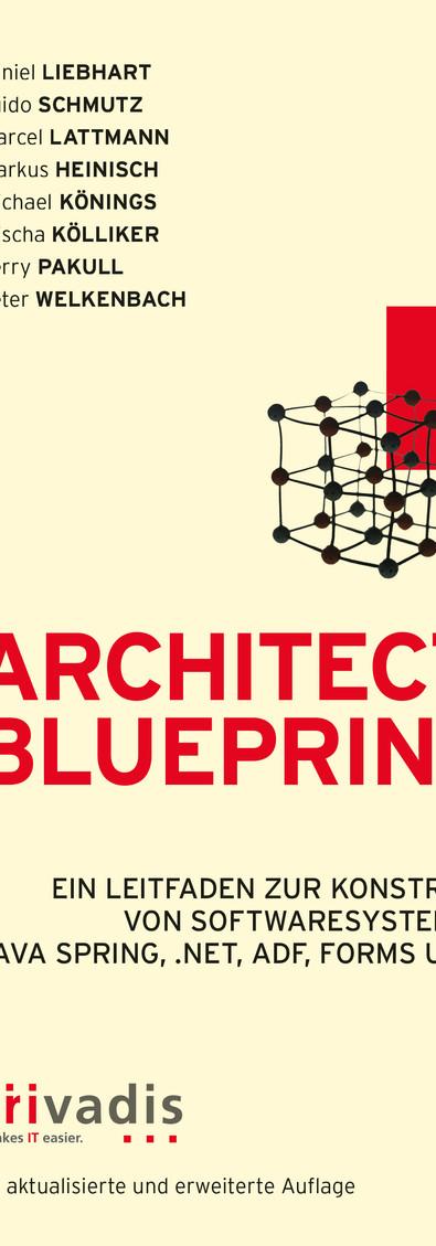 Hanser Verlag / Daniel Liebhart - Architecture Blueprints