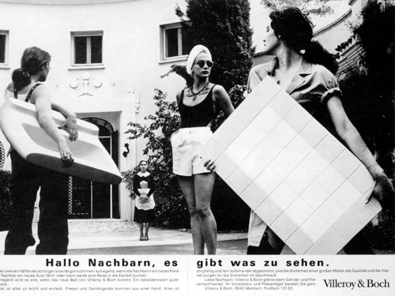 Villeroy & Boch - Hallo Nachbarn