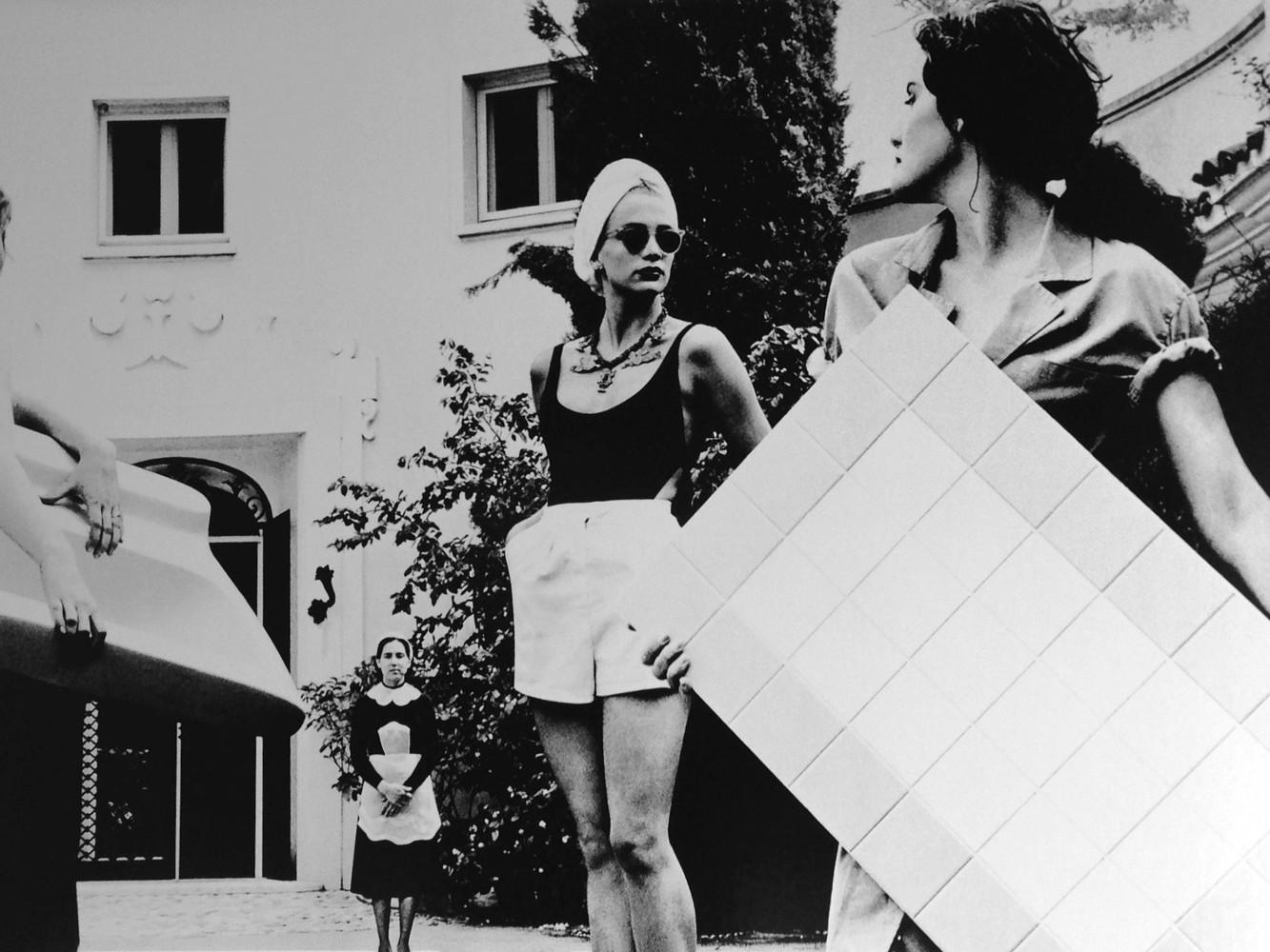 Villeroy & Boch - Anzeigenkampagne - Vor Dem Haus