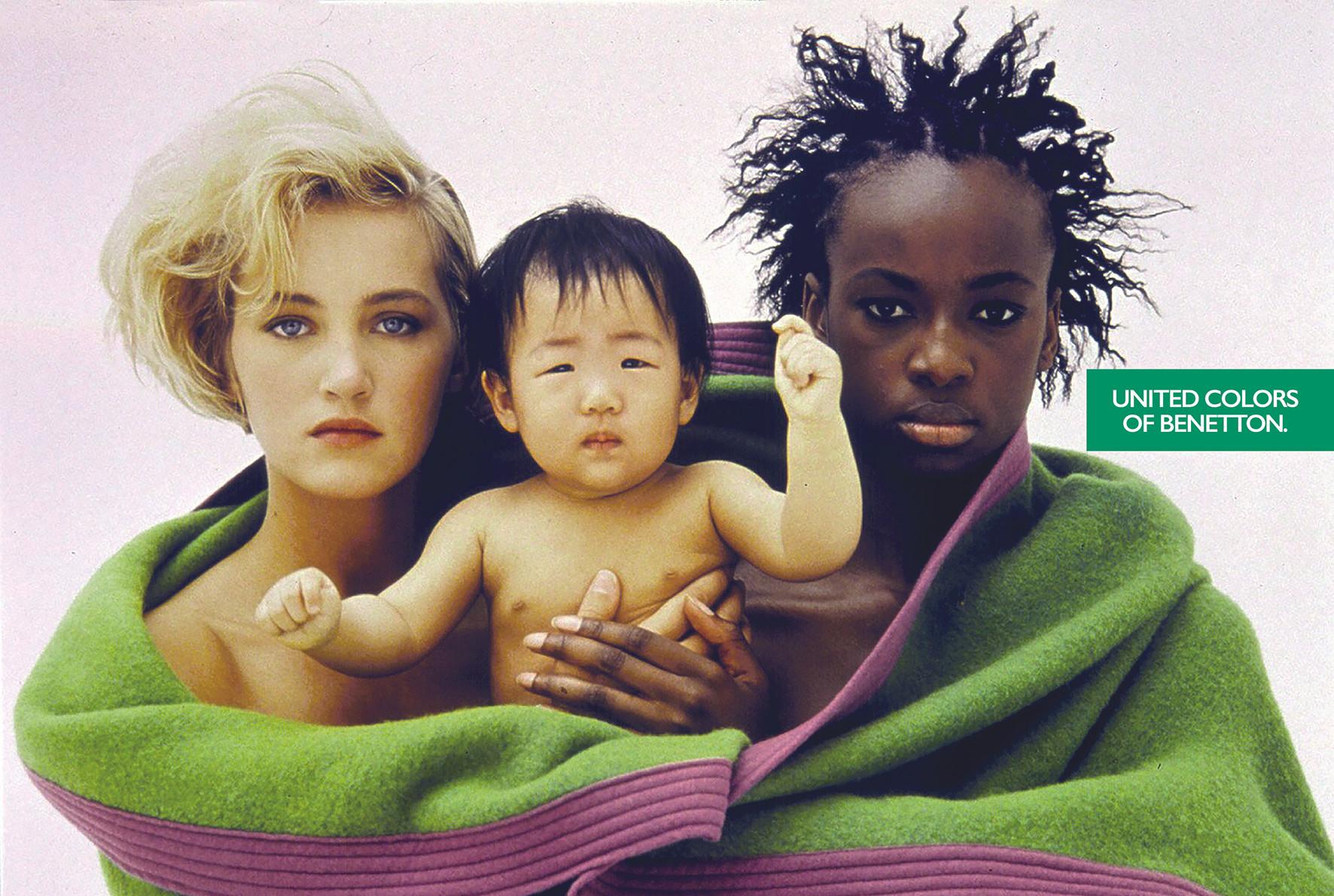 Benetton - JungleFever (1992)