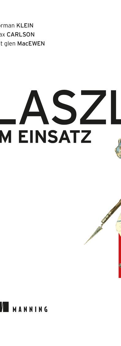 Hanser Verlag / Norman Klein - Laszlo im Einsatz