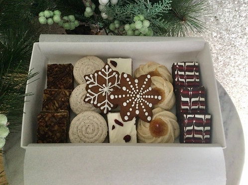 Christmas Cookie Box (17 pcs)