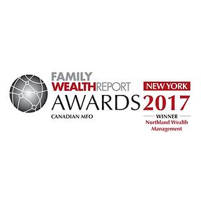 Family Wealth Report Awards 2017 Winner