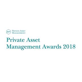 Private Asset Management Awards 2018