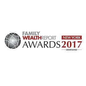 Family Wealth Report Awards 2017 Shortlisted