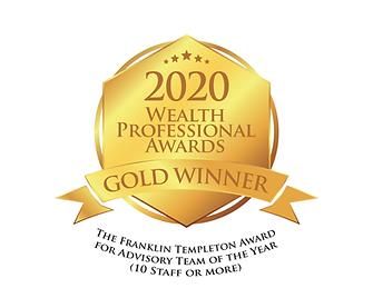 WPA - Gold winner_The Franklin Templeton
