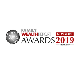Family Wealth Report Awards 2019